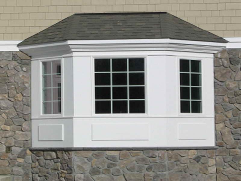 Exterior Bow Windows : Bow windows — by murray