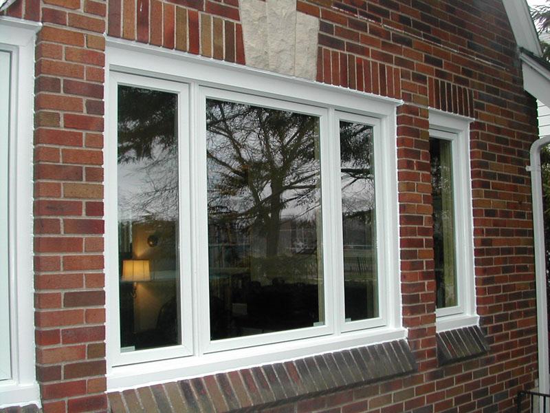 Casement windows windows by murray for Installing casement windows