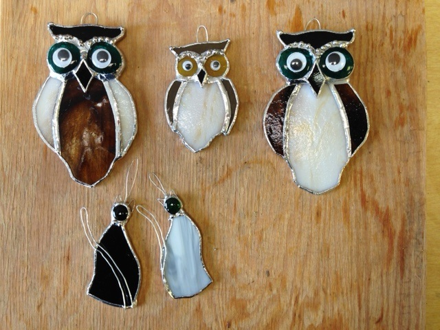 You can make an owl for $30. Do a cat for $10.