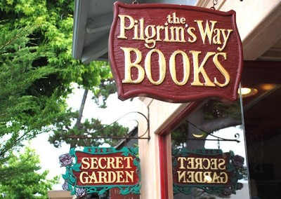 Pilgram's Way Bookstore