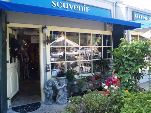 Souvenir, a French Apartment Shoppe