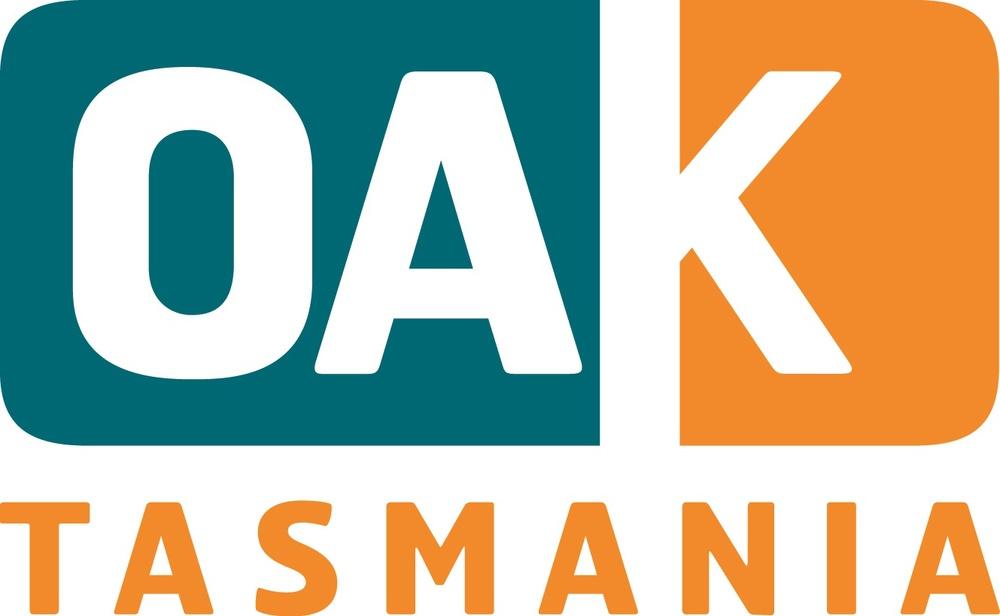 Oak Tasmania Logo