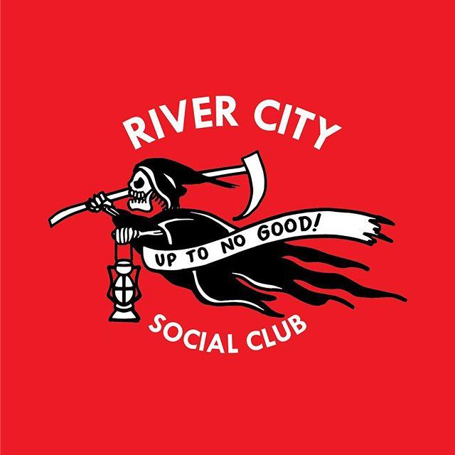 Join the club. #rivercitysocialclub