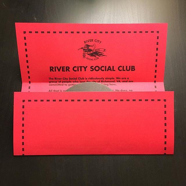 New members! Shirts shipping tomorrow! #rivercitysocialclubrva