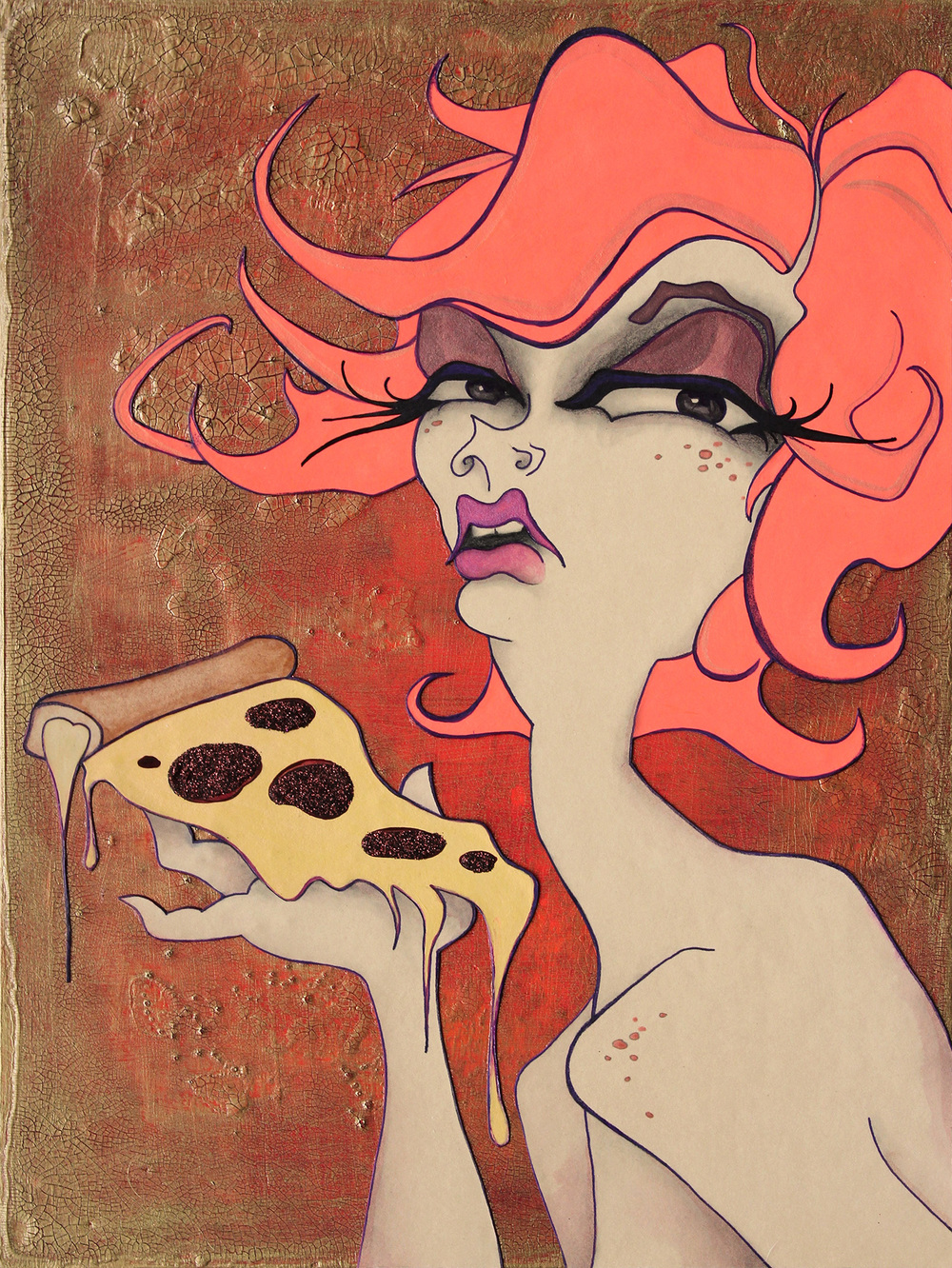Pizza Witch, 2016