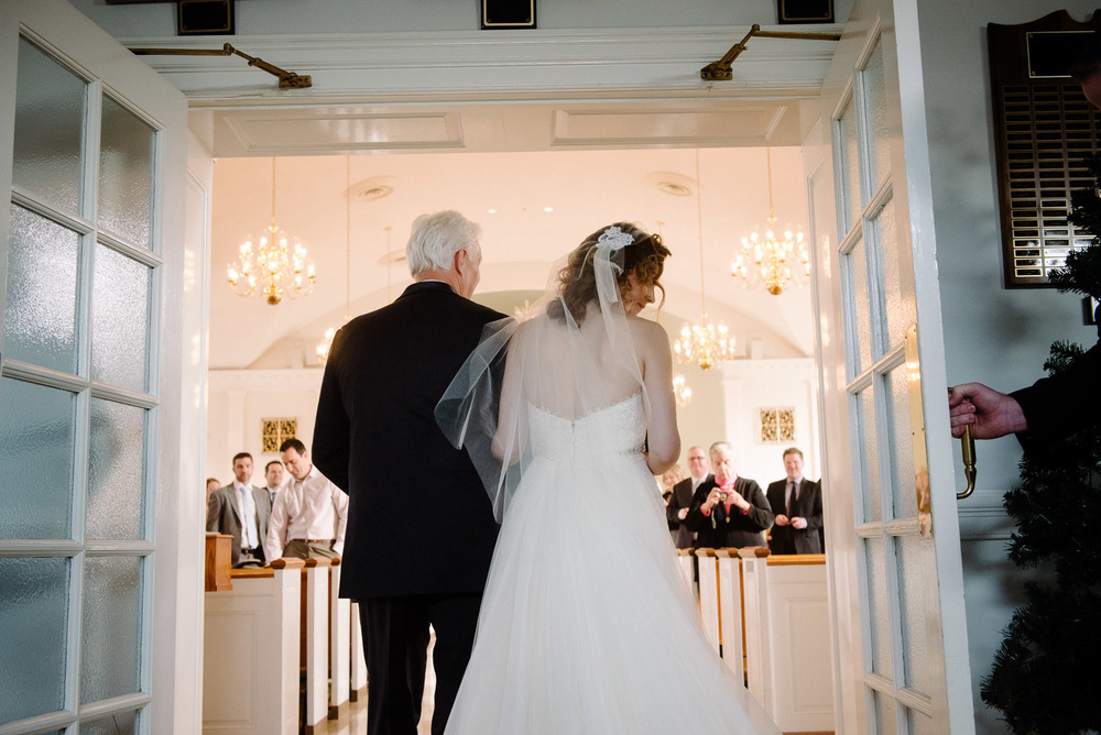 crystal tea room wedding