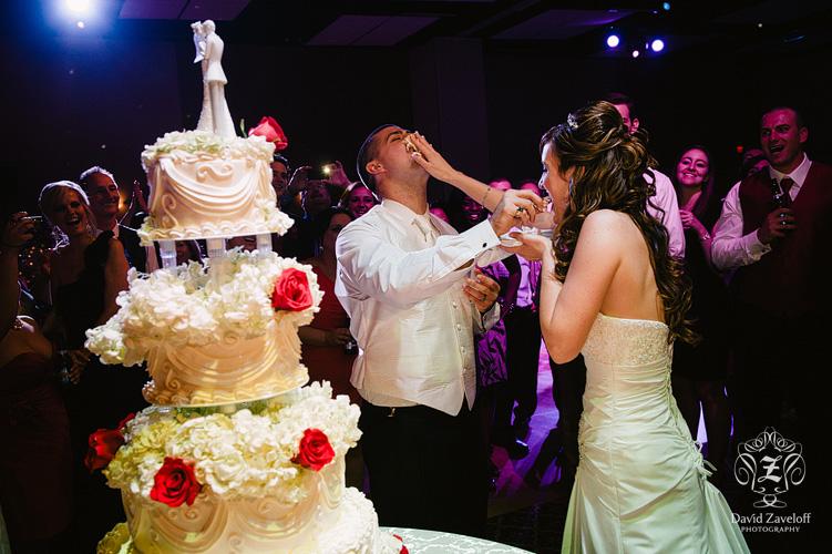 IATSE ballroom wedding