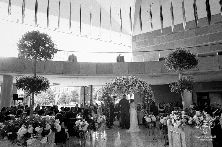 constitution center wedding