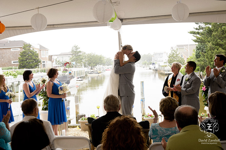 surf city yacht club wedding
