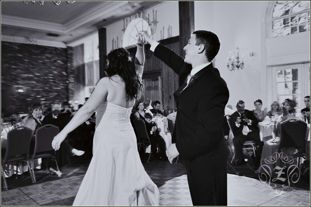 old york country club wedding photos