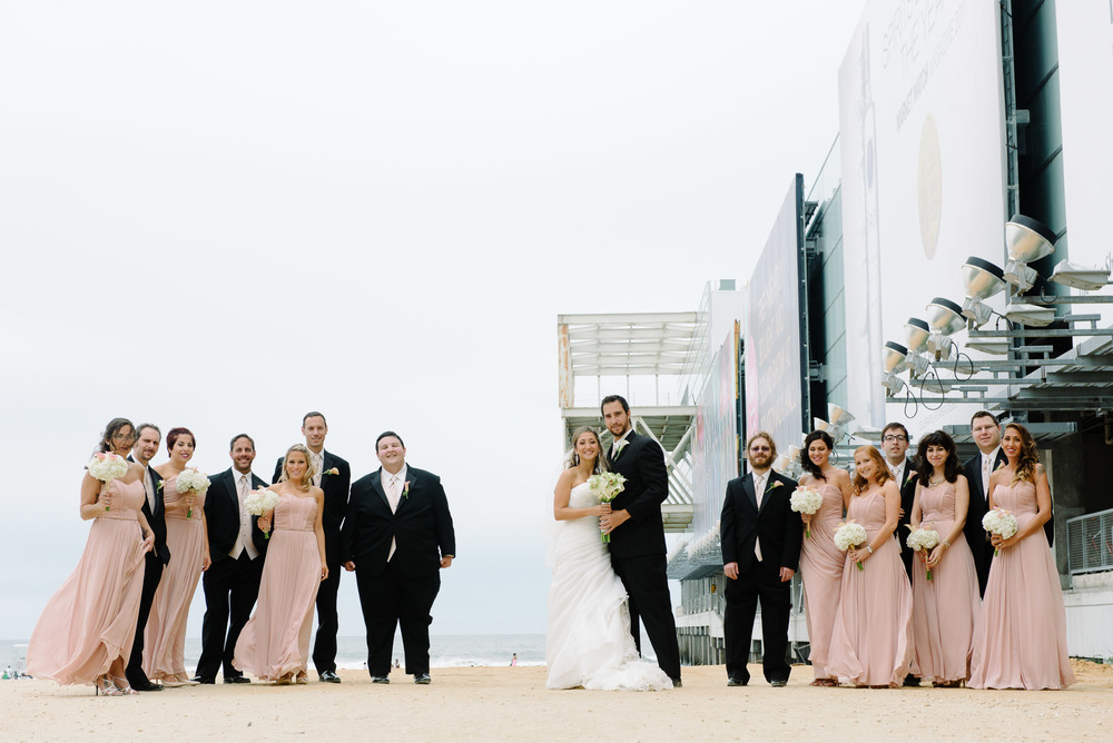 one atlantic wedding