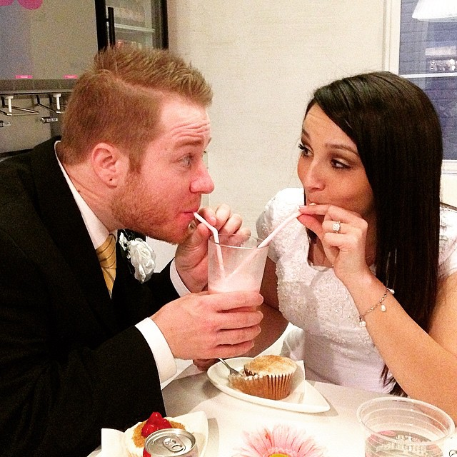 First_stop_after_wedding_in_Jan_2014.__Miss_this_couple_and__SaraSaraOKC_cupcakes___wedding__fun__local.jpg