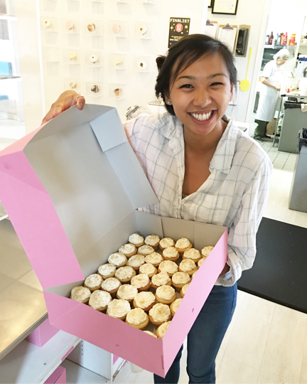 Oklahoma smiles are the BEST - If you tried these cupcakes, you would be smiling too!