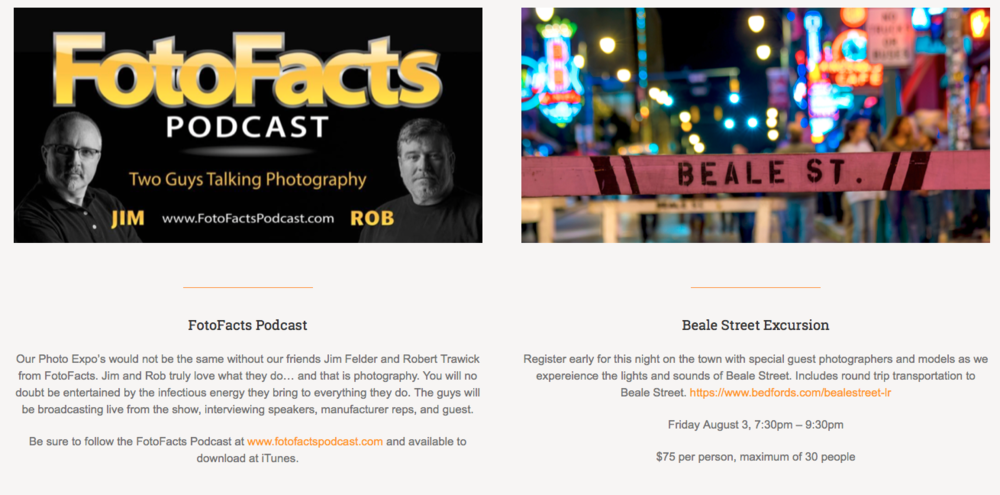 Be sure to check out all the great interviews on  FotoFacts Podcast  episode page
