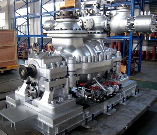 10300r/min Radial flow steam turbine