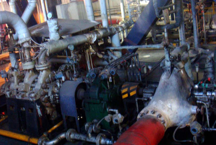 HP Carbamate pump operation in site