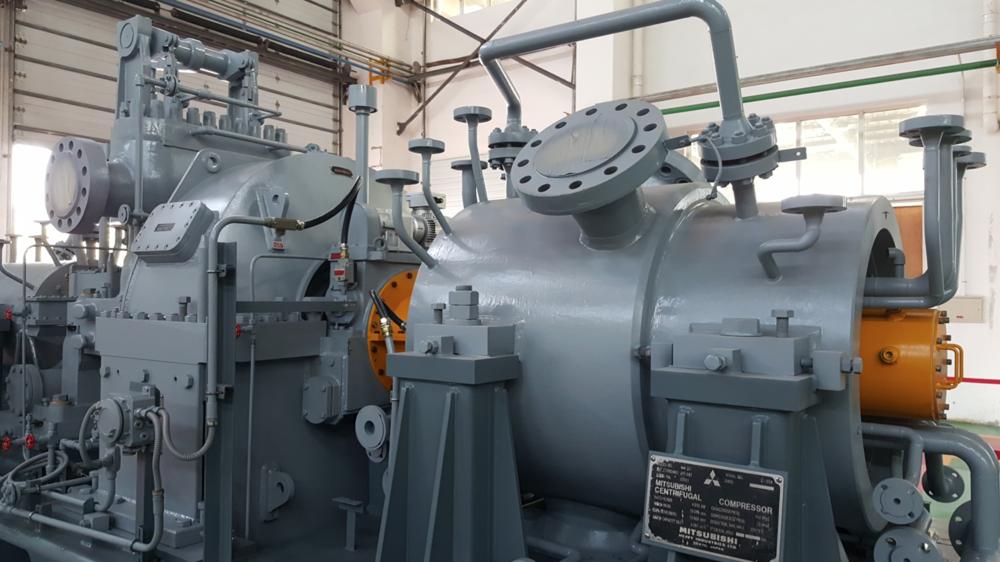 MHI Syngas Train    Revamp and Reaero