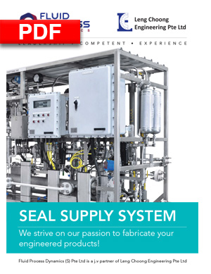 Seal Supply System brochure