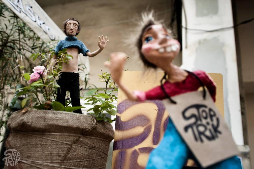 StopTrik mednarodni festival stopmotion animacije
