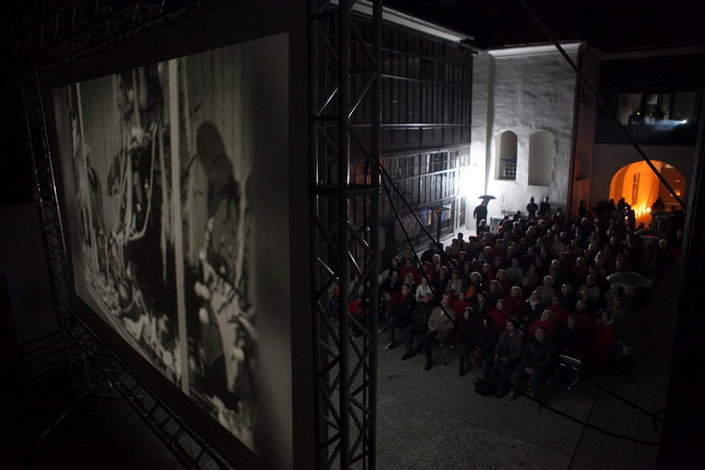 REvija dokumentarnega filma 2012
