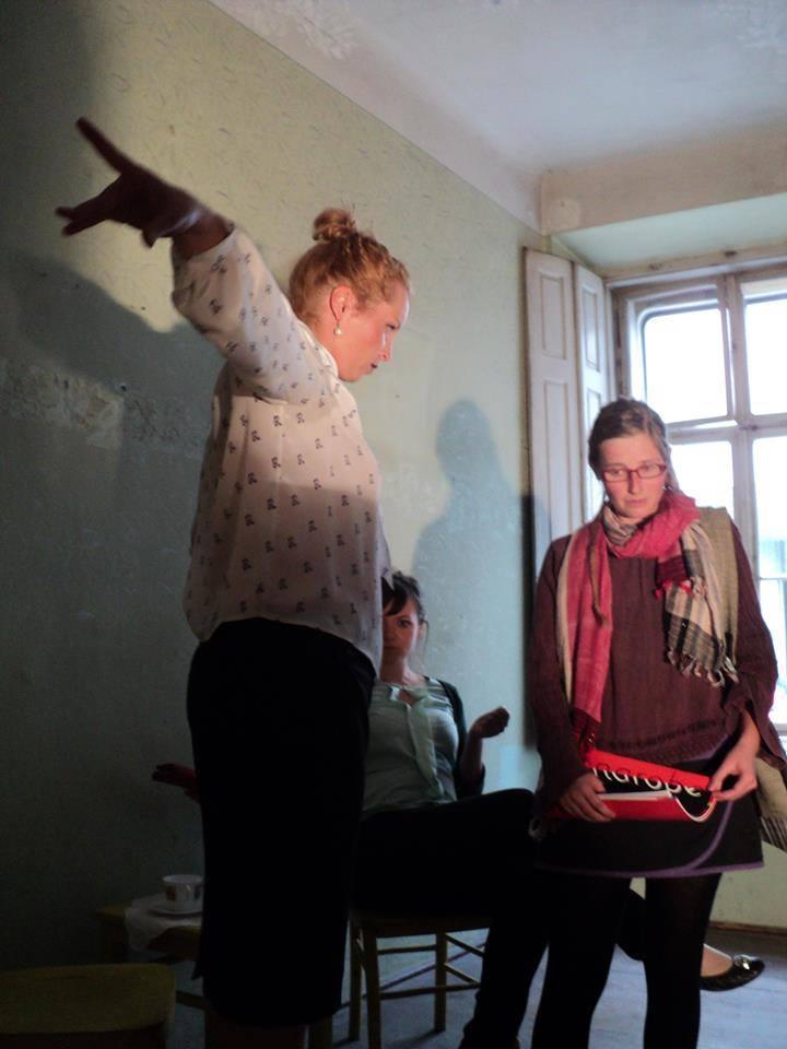 slovenska mati in hči