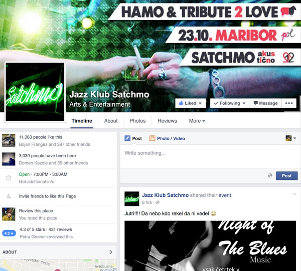 https://www.facebook.com/Jazz.klub.Satchmo