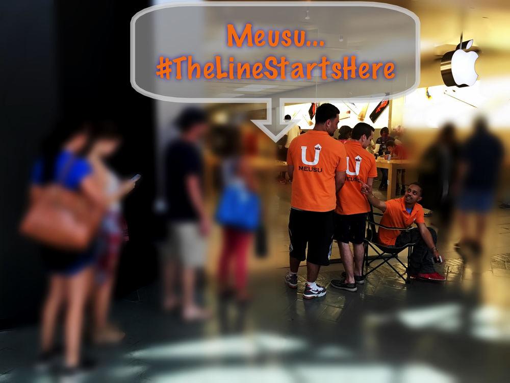#TheLineStartsHere