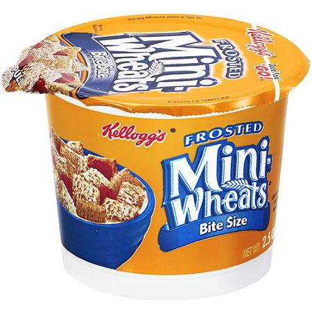 Kellogg's global breakfast cereal market share 2010-2015