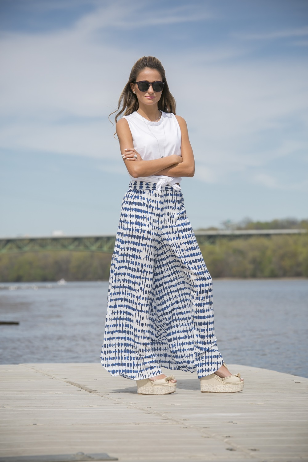 best summer looks include wide leg pants get more from the fashion blog north of manhattan