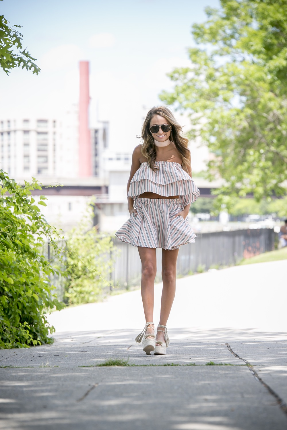 fashion blogger summer style
