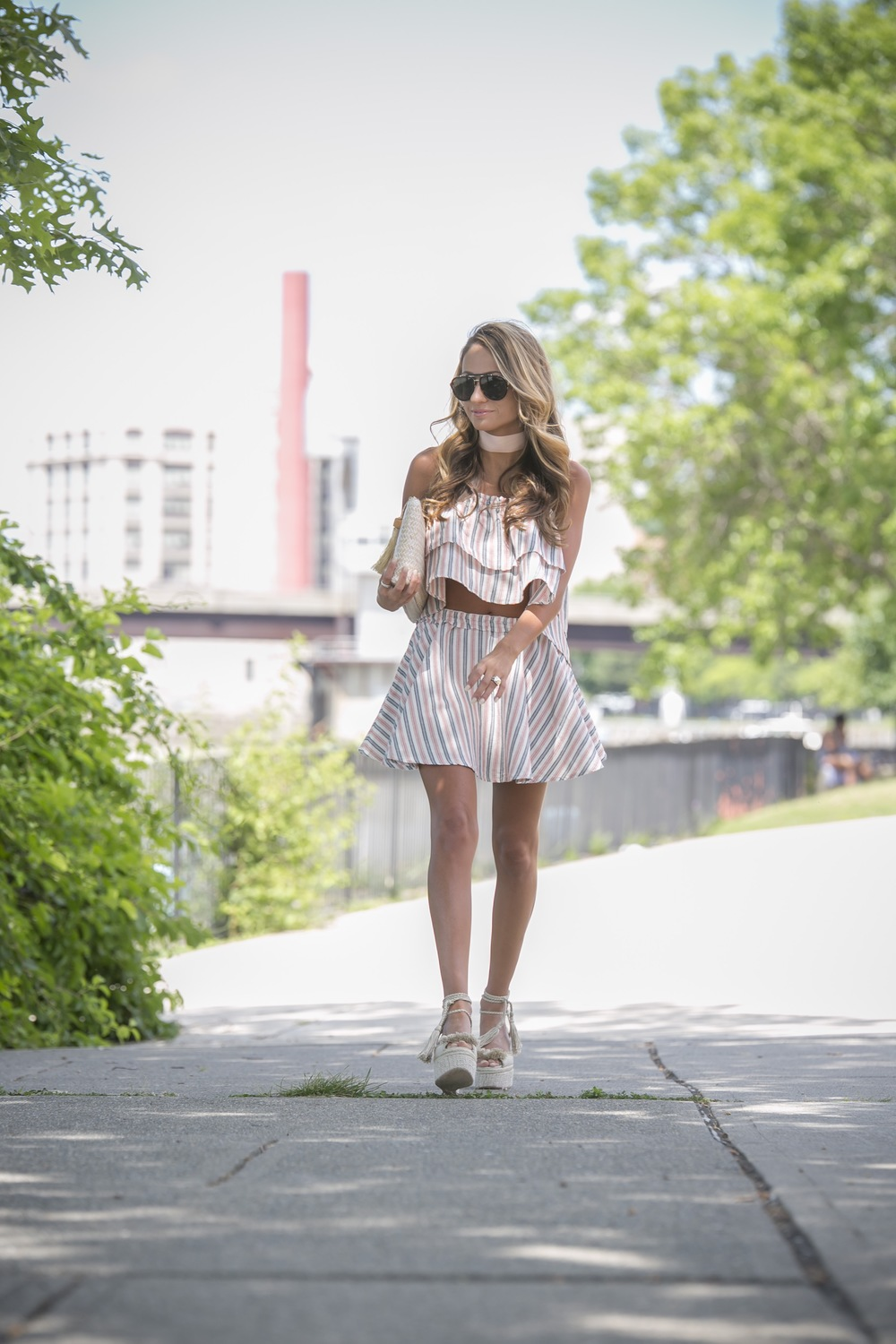 matching sets trending for summer fashion