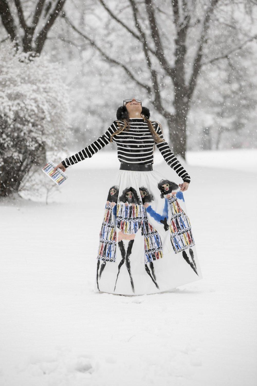 winter chic