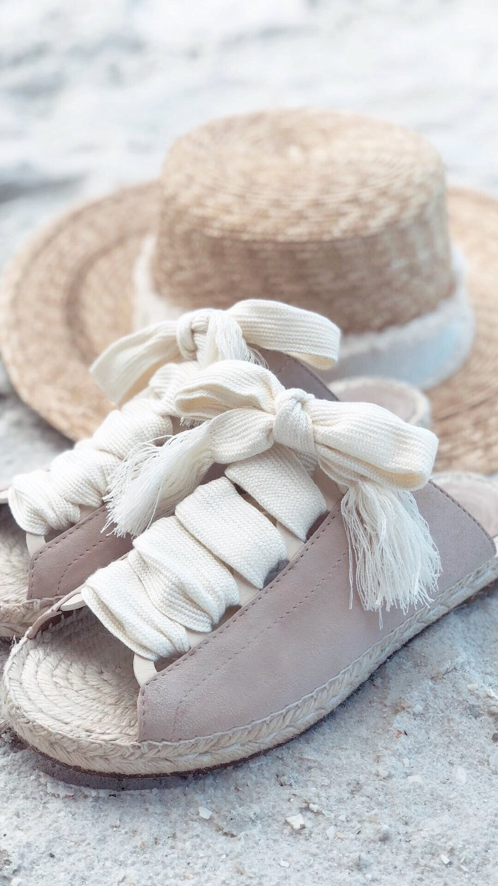 Rag & Bone Hat (older)//  Love This  | Chloe   Sandals