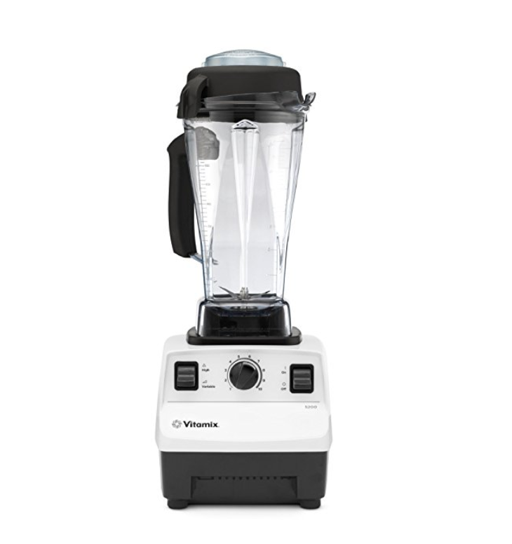 VITAMIX 5200 BLENDER  - WHITE