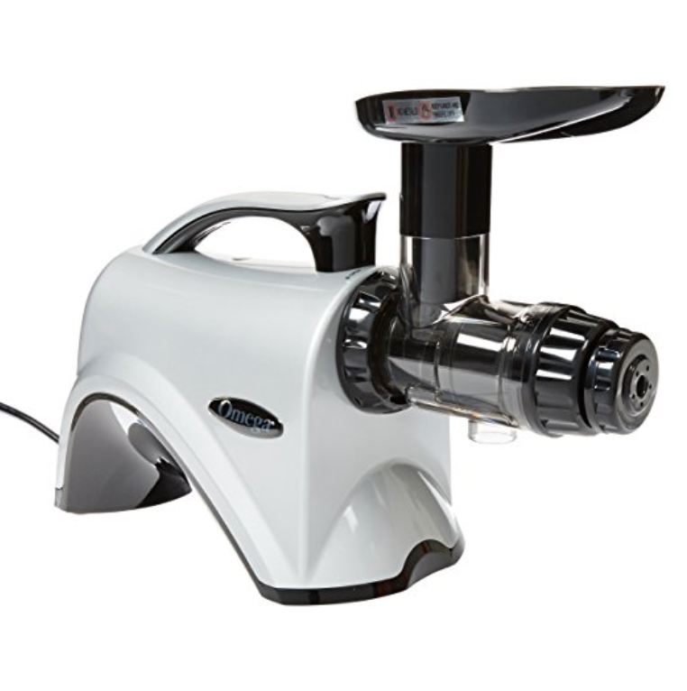OMEGA 5th GENERATION JUICER - LOW SPEED MASTICATING ELECTRIC JUICER