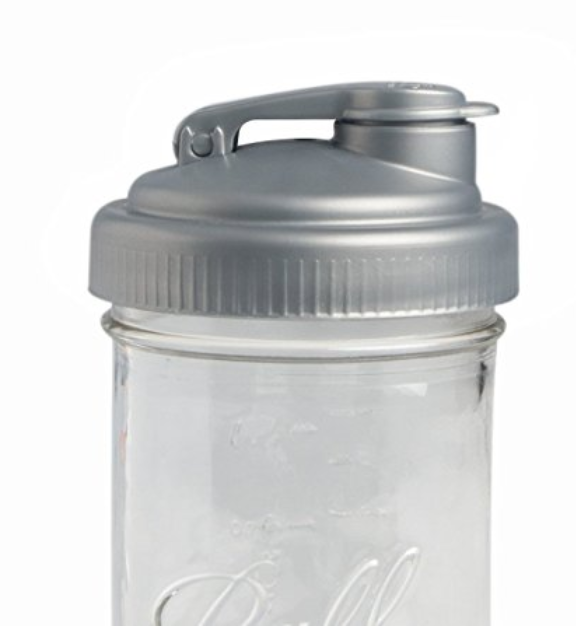 ReCAP MASON JAR POUR LID - WIDE MOUTH LIF