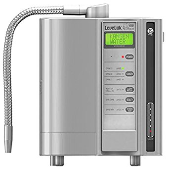 SD501 PLATINUM KANGEN WATER MACHINE - 7 TITANIUM PLATESMEDICAL GRADE WATER IONIZER