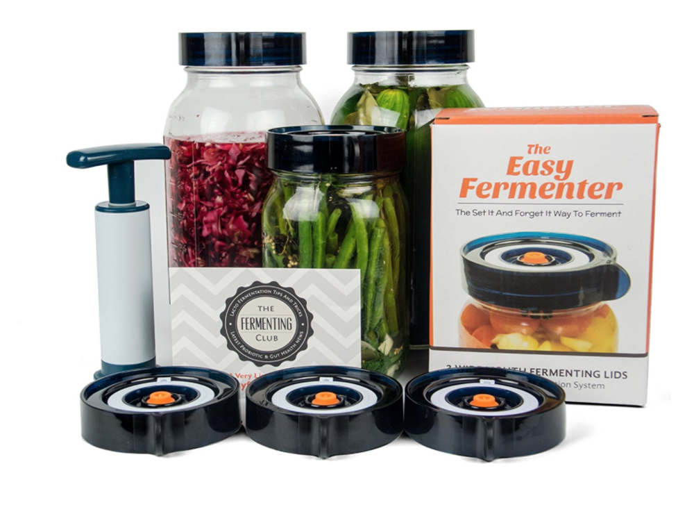THE EASY FERMENTER - FERMENTATION KIT