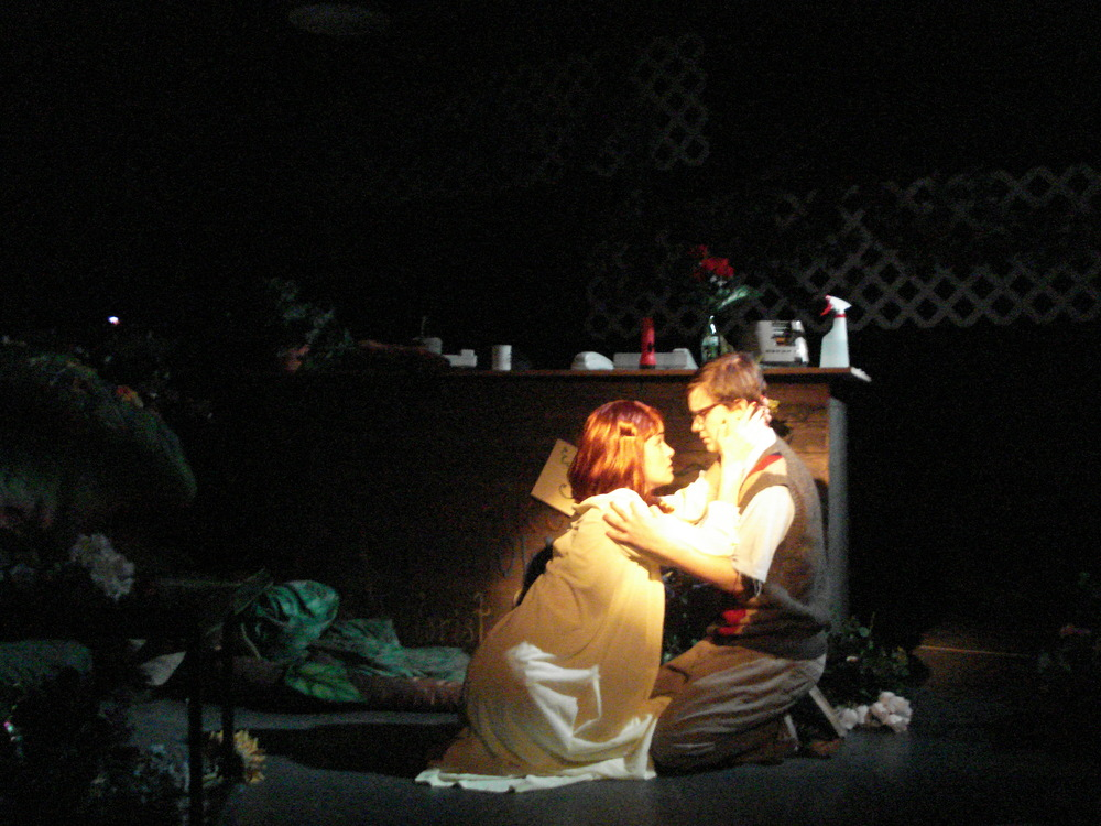 Allison Shoemaker (Audrey) & Seth Miller (Seymour)