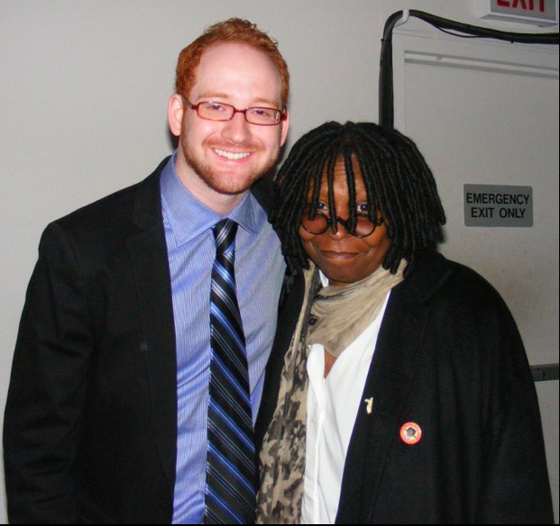 David Alpert & Whoopi Goldberg
