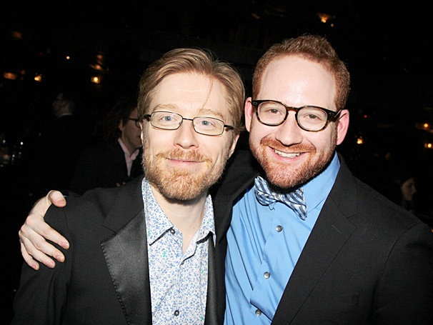Anthony Rapp & David Alpert