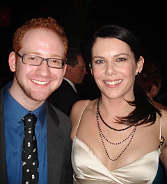 David Alpert & Lauren Graham