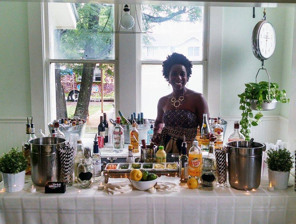 Drink Slingers Event Bartenders House Party