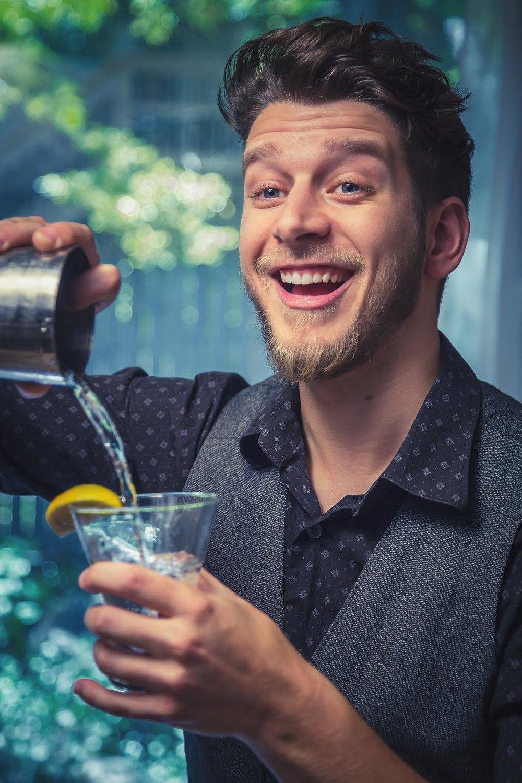 Drink Slingers Austin Event Bartender Brian