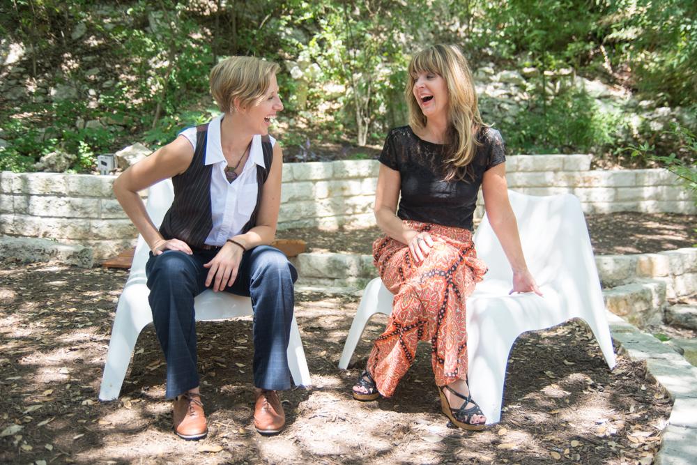 Drink Slingers Austinowners Nannette Taft & Sadie Smythe