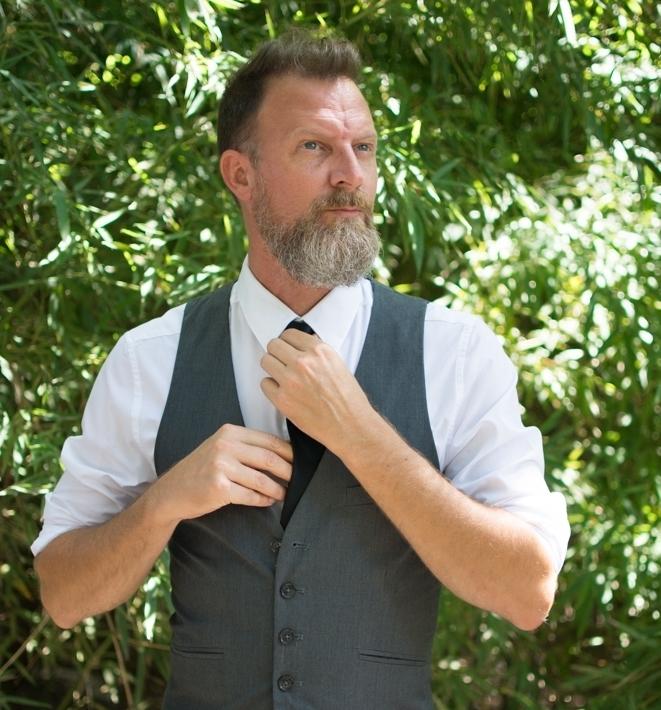 Drink Slingers Austin Event bartender Brad