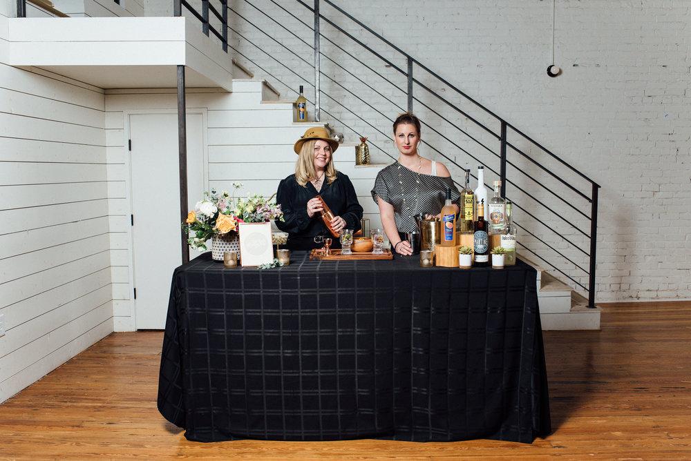 Austin Drink Slingers Jess & Mo