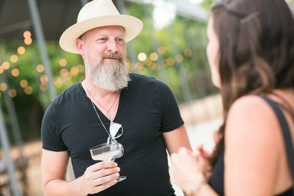 Drink Slingers Event Bartender Brad