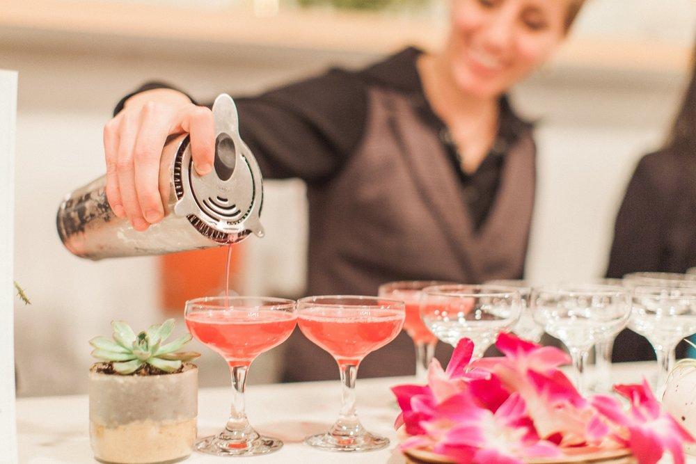 Drink Slingers Event Bartender Nannette