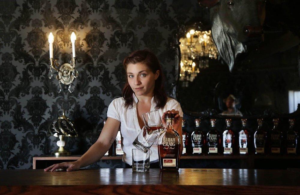 Drink Slingers Flare Bartender Iffy